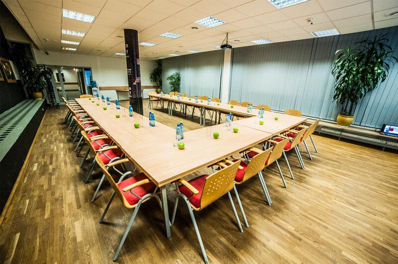 Sala konferencyjna Centrum Kultury