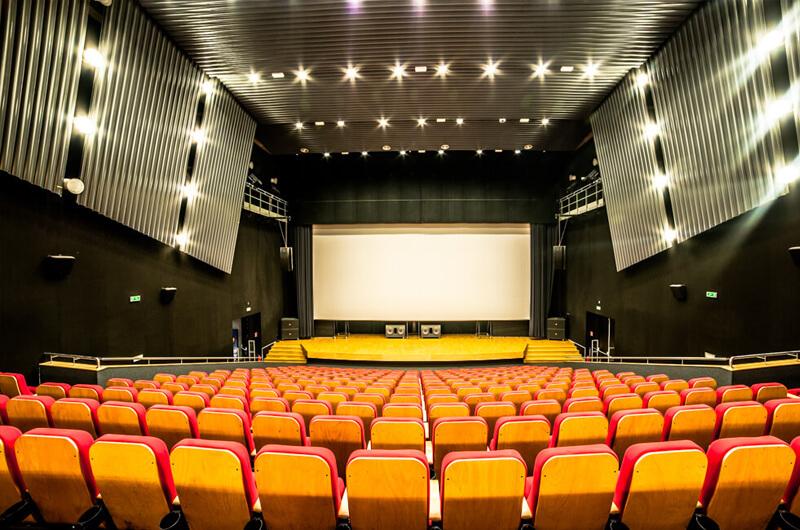 Sala widowiskowa Centrum Kultury