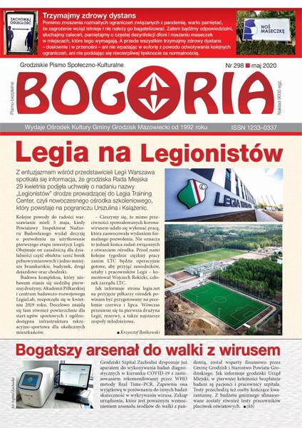 Bogoria nr 298 maj 2020