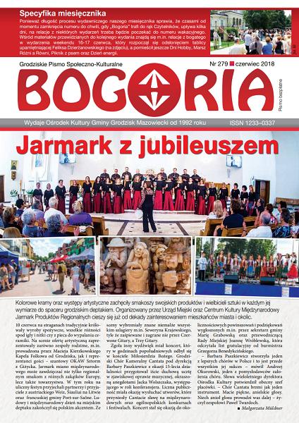 Bogoria nr 279 czerwiec 2018