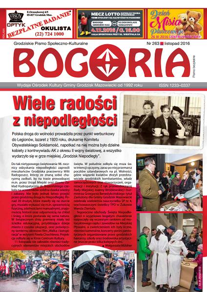 Bogoria nr 263 listopad 2016