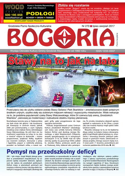 Bogoria nr 270 lipiec-sierpień 2017