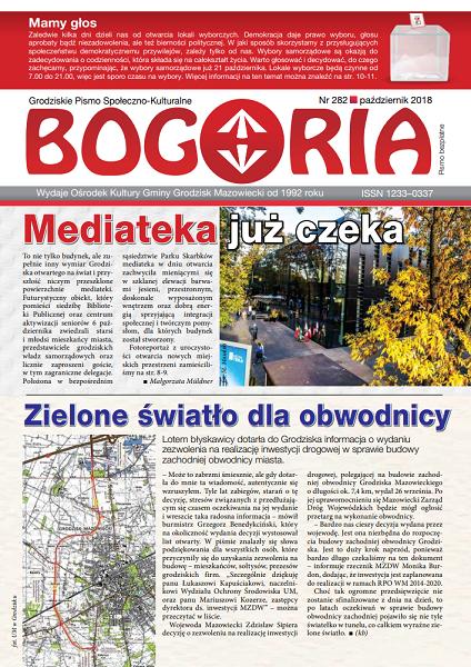 Bogoria nr 282 październik 2018