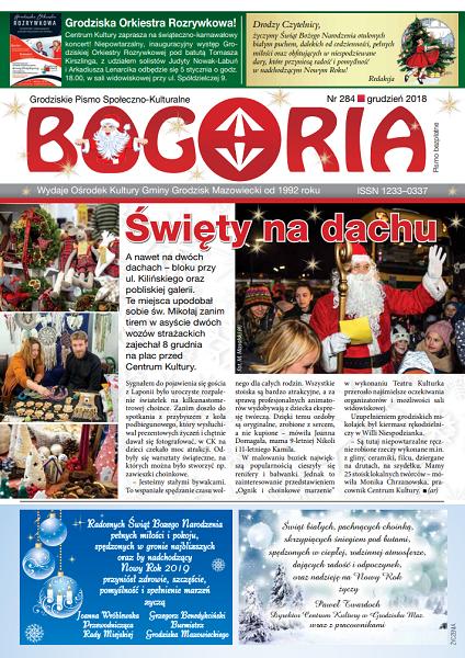Bogoria nr 284 grudzień 2018