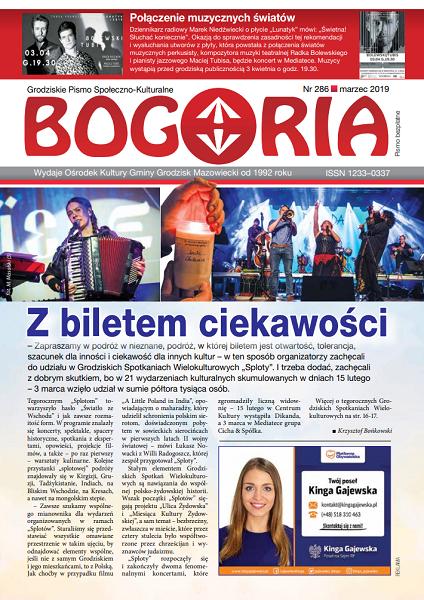 Bogoria nr 286 marzec 2019