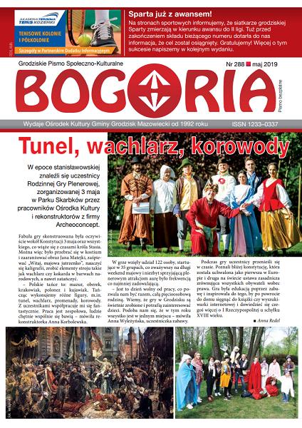 Bogoria nr 288 maj 2019