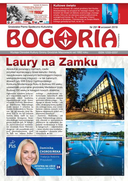 Bogoria nr 291 wrzesień 2019
