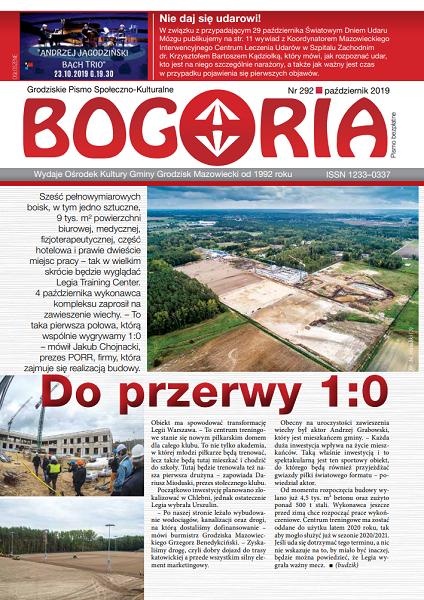Bogoria nr 292 październik 2019