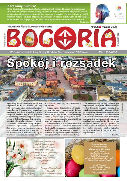 Bogoria nr 296 marzec 2020