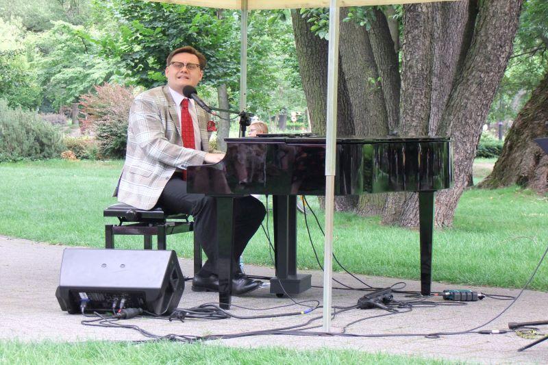 """Pierwszy koncert """"Klasyki w Parku"""""""