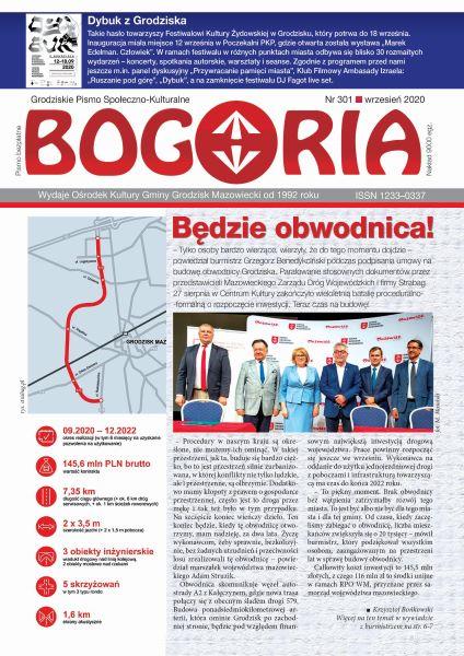 Bogoria nr 301 wrzesień 2020