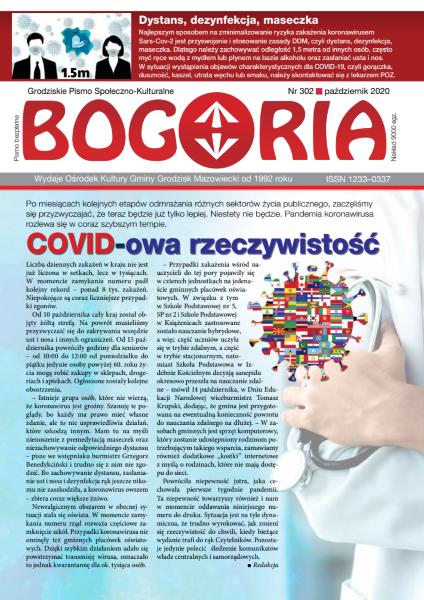 Bogoria nr 302 październik 2020
