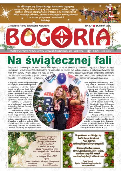 Bogoria nr 304 grudzień 2020