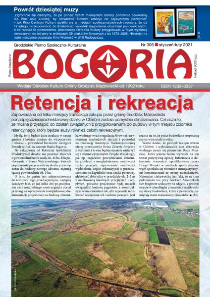 Bogoria nr 305 styczeń-luty 2021