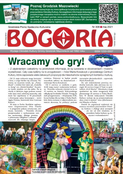 Bogoria nr 308 maj 2021