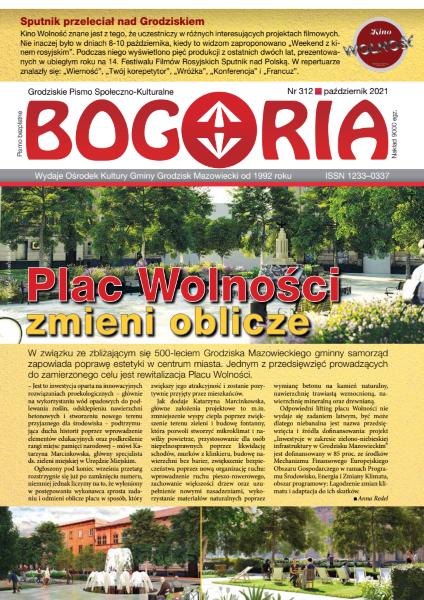 Bogoria nr 312 październik 2021