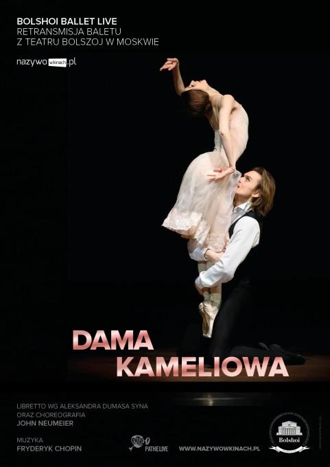 Dama kameliowa – retransmisja z Teatru Bolszoj