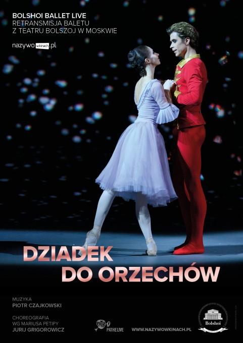 Dziadek do orzechów – retransmisja z Teatru Bolszoj