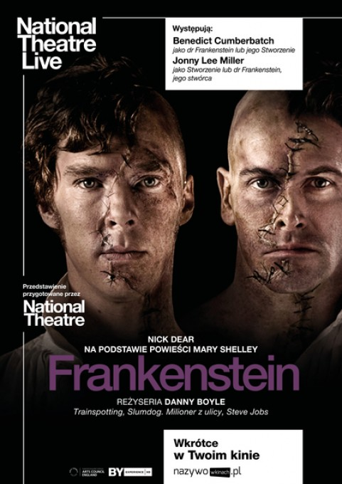 FRANKENSTEIN – retransmisja z National Theatre | HALLOWEEN