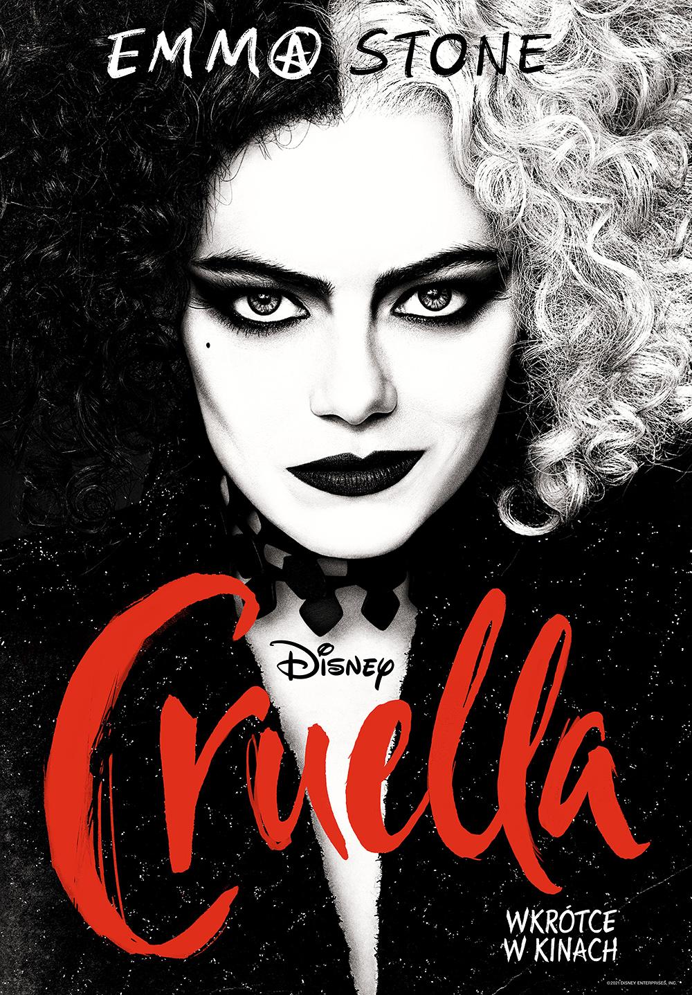 Cruella – 2D napisy