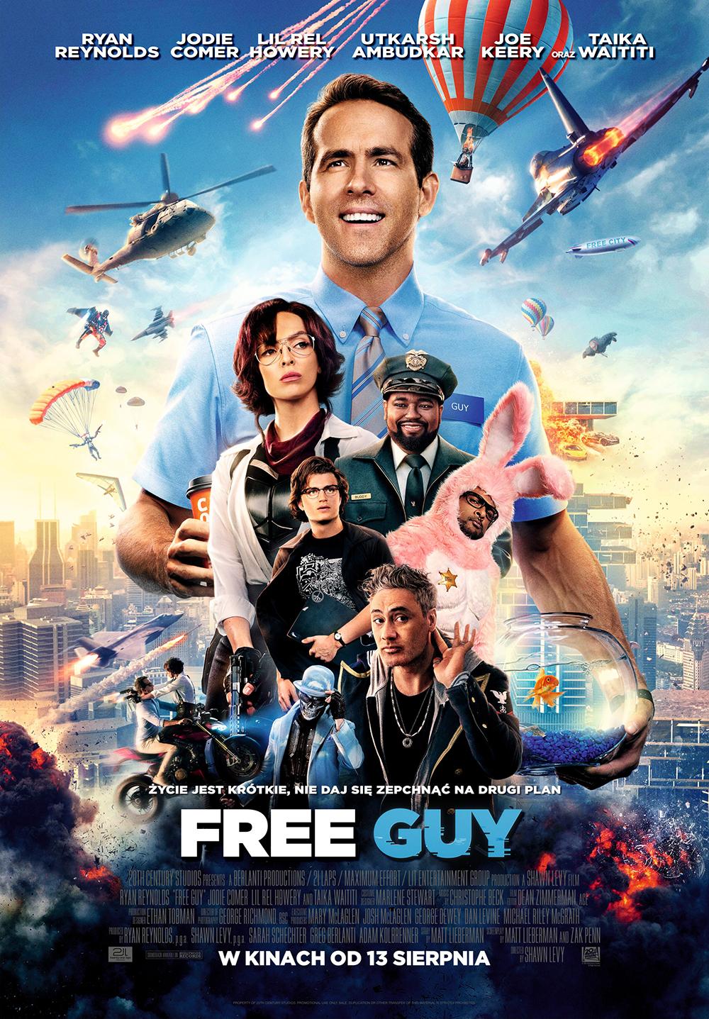 Free Guy – 2D napisy
