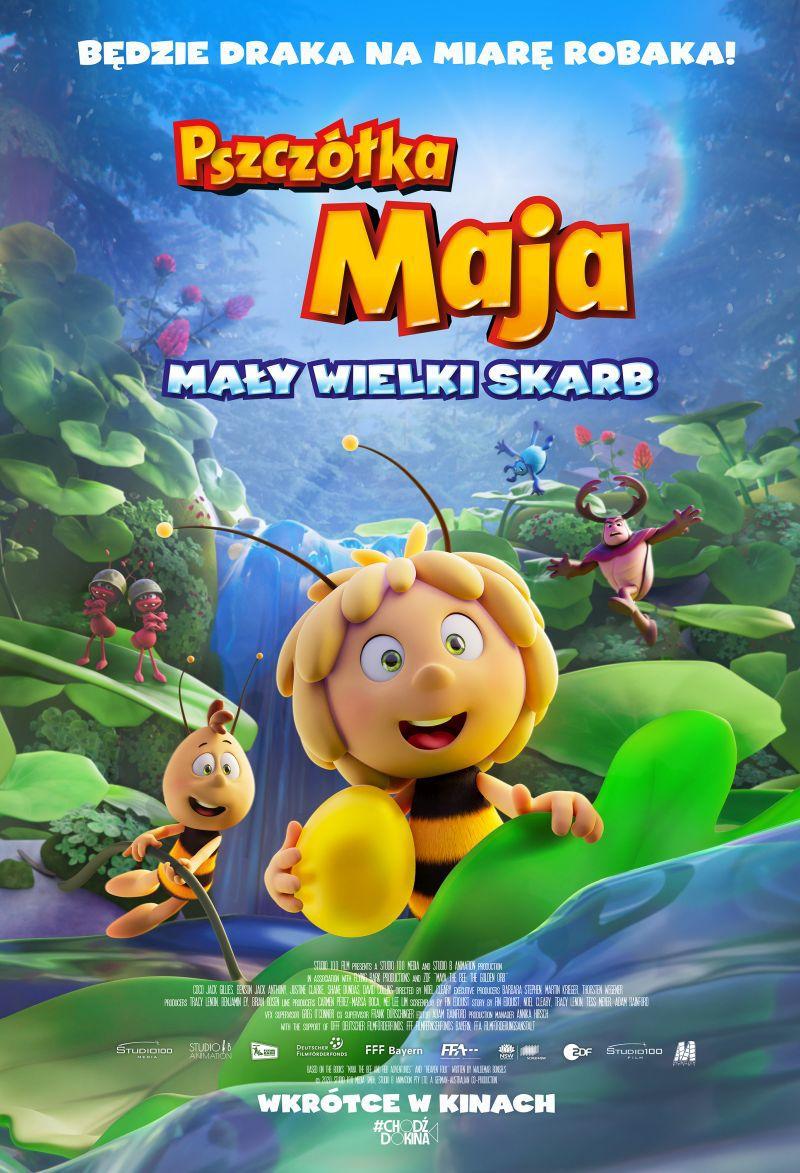 Pszczółka Maja. Mały wielki skarb