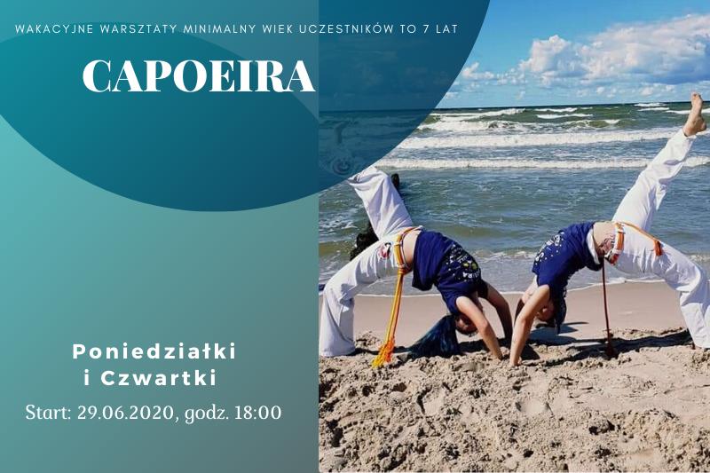 Capoeira w Mediatece