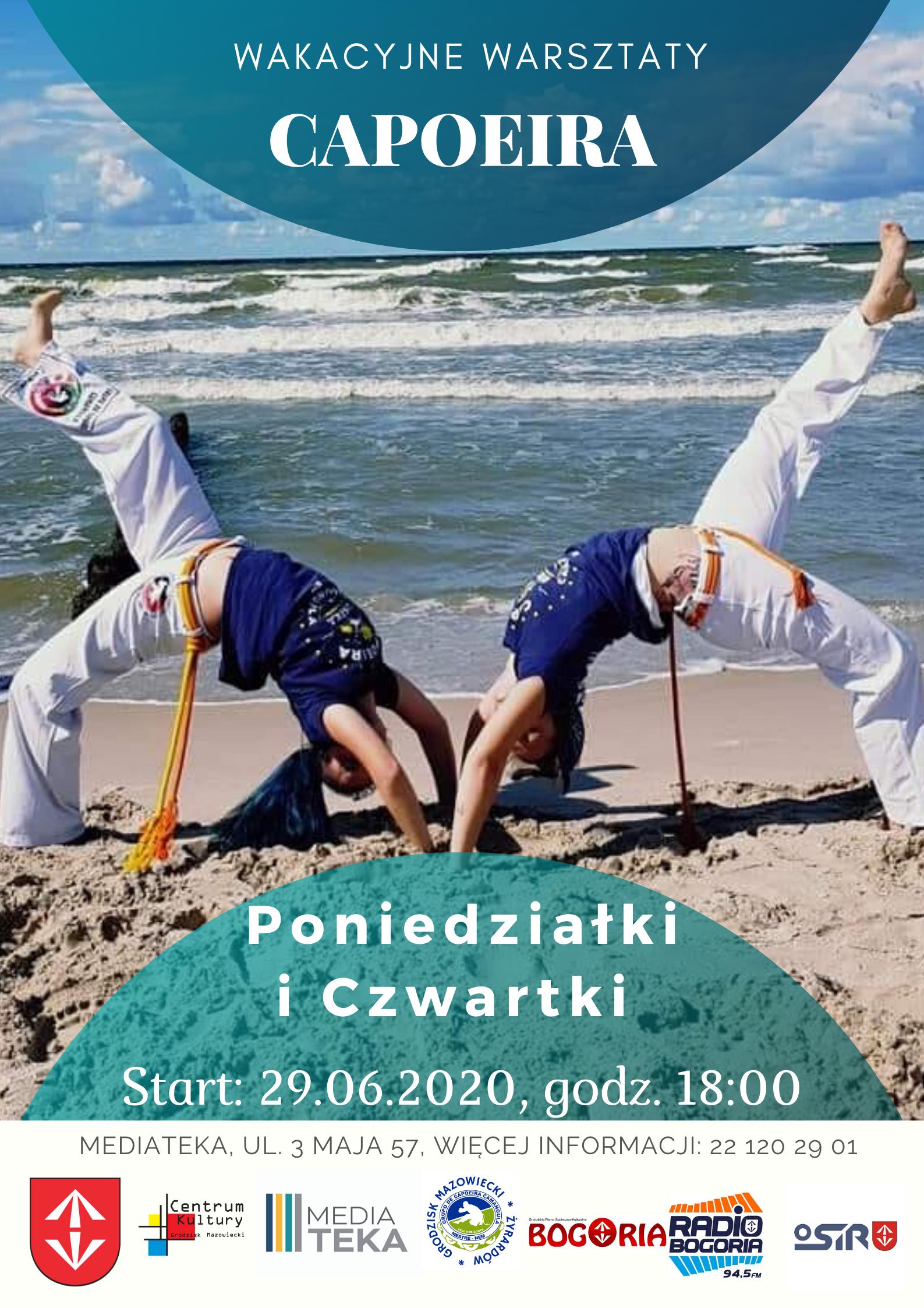 Trening Capoeira
