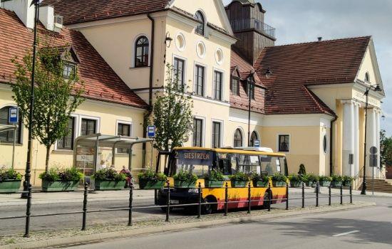 Dworzec Autobusowy Grodzisk Maz