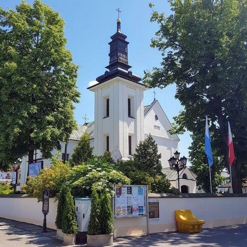 Kościół parafialny p.w. św. Anny