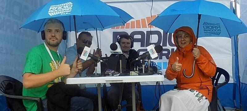 Praca Radiowca W Terenie