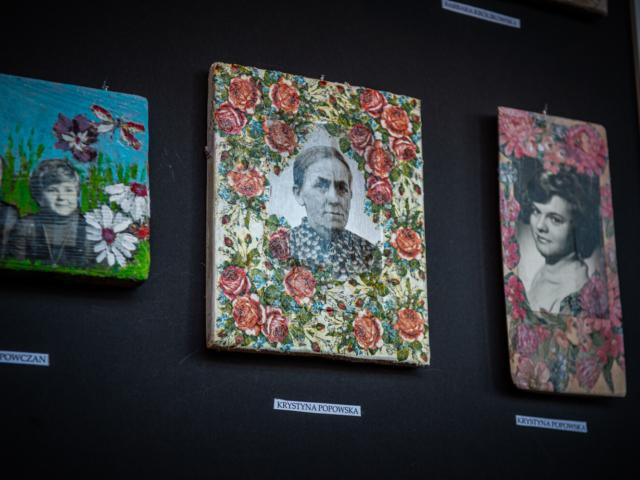 Tworzywa plastyczne SAS, wystawa prac w Centrum Kultury w Grodzisku Mazowieckim