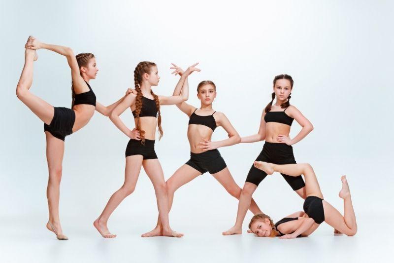 nowa grupa taneczna