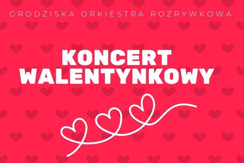Koncert Grodziskiej Orkiestry Rozrywkowej